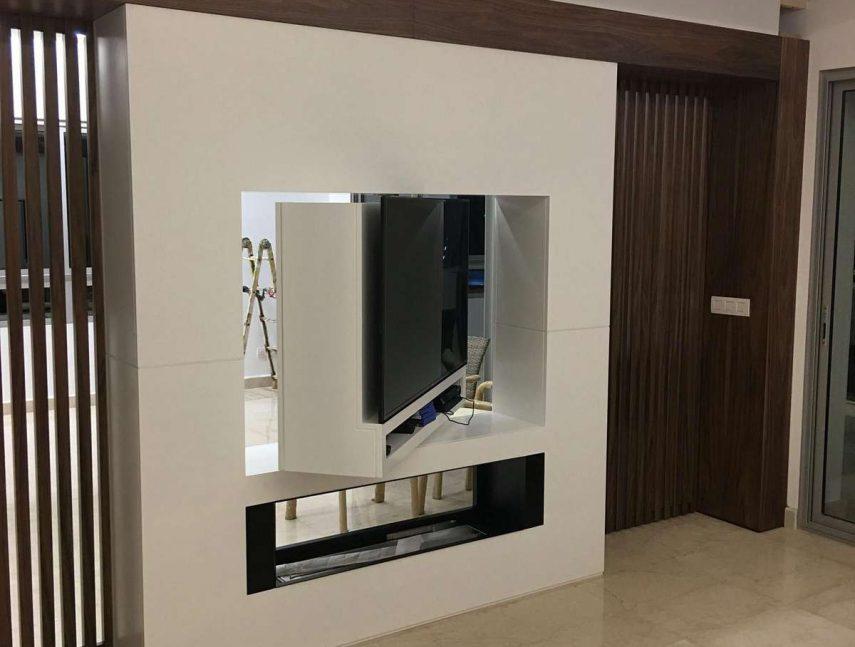 Multipurpose room divider
